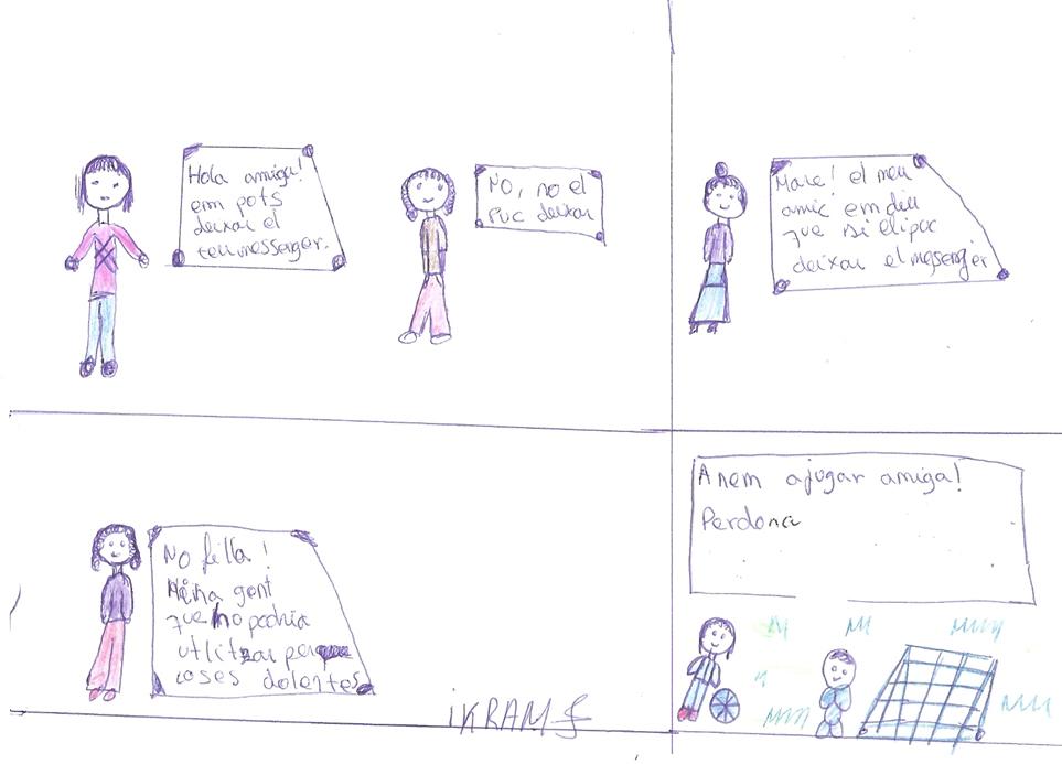 Còmic de l'Ikram