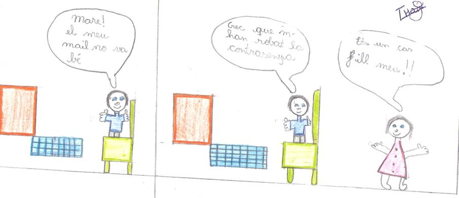 Còmic de la Thais