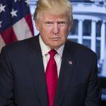 foto Donald Trump per a la revista digital