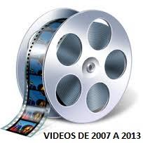 1Vídeos del 2007 fins el 2013
