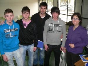 Olimpiada de Geologia 2011 a Tarragona 019