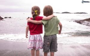 nino-y-nina,-amistad