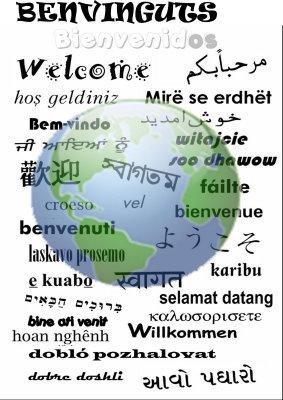 Benvinguts/des!!!