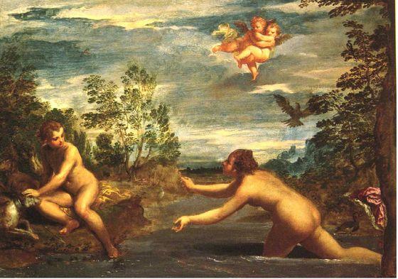 Sàlmacis i Hermafrodit