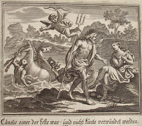 Cenis i Neptú