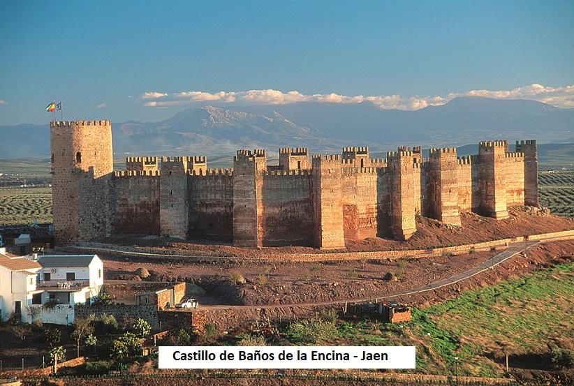 Room 101 social studies lab st george 39 s school girona - Castillo de banos de la encina ...