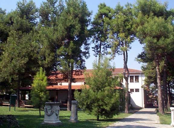 Museu Arqueològic Diou
