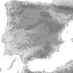 Península Ibèrica físic