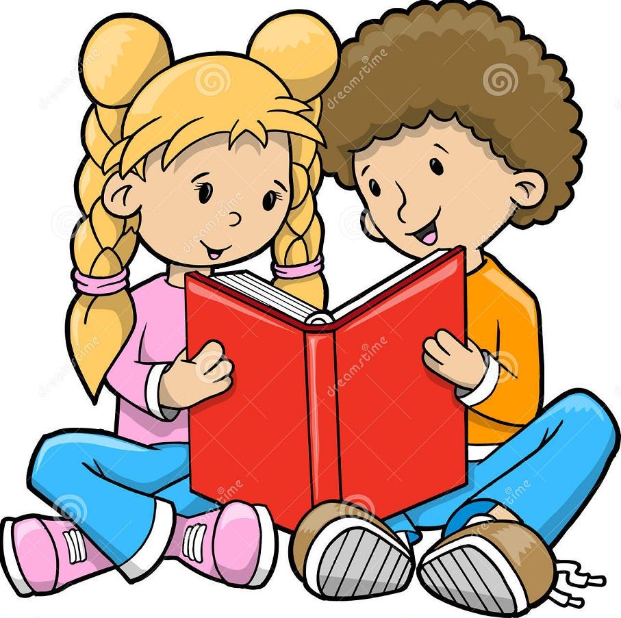 vector-del-libro-de-lectura-de-los-nios-9723876
