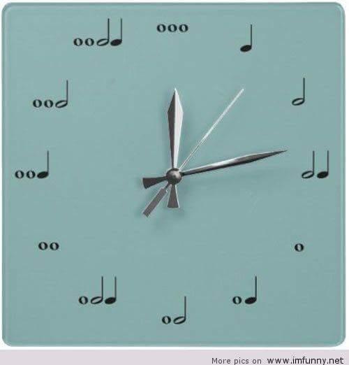 rellotge musical