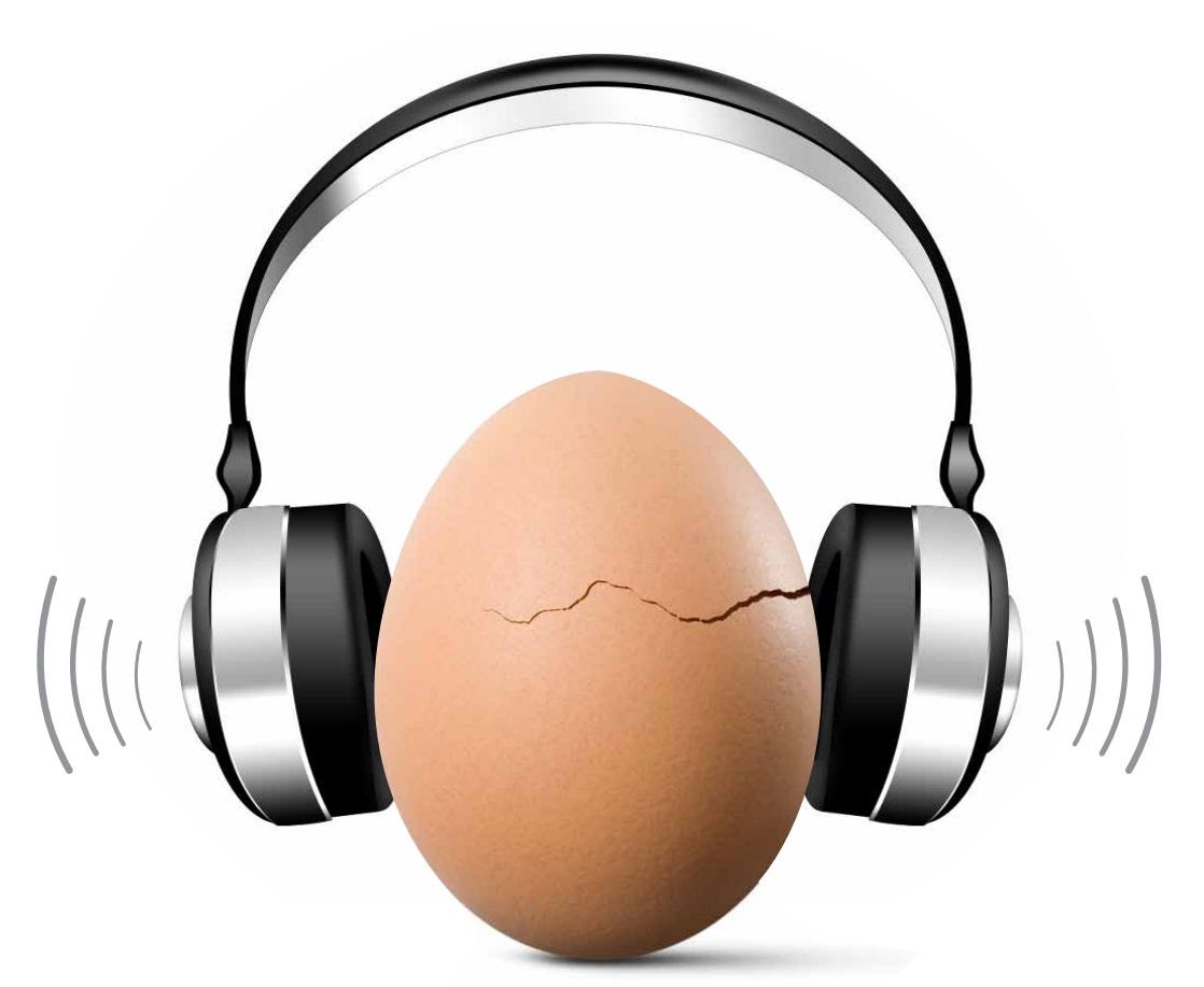 Escoltar sense risc