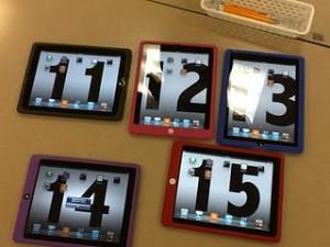 Numerar_iPads