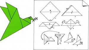 Resultado de imagen de colom de la pau papiroflexia