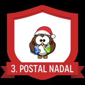 3 - POSTAL DE NADAL