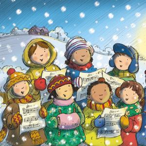 cantando la navidad