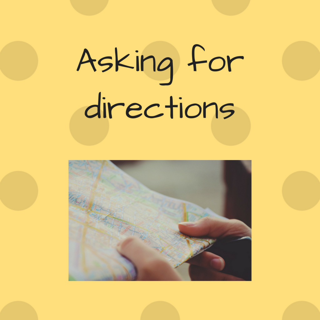 asking-for-directions