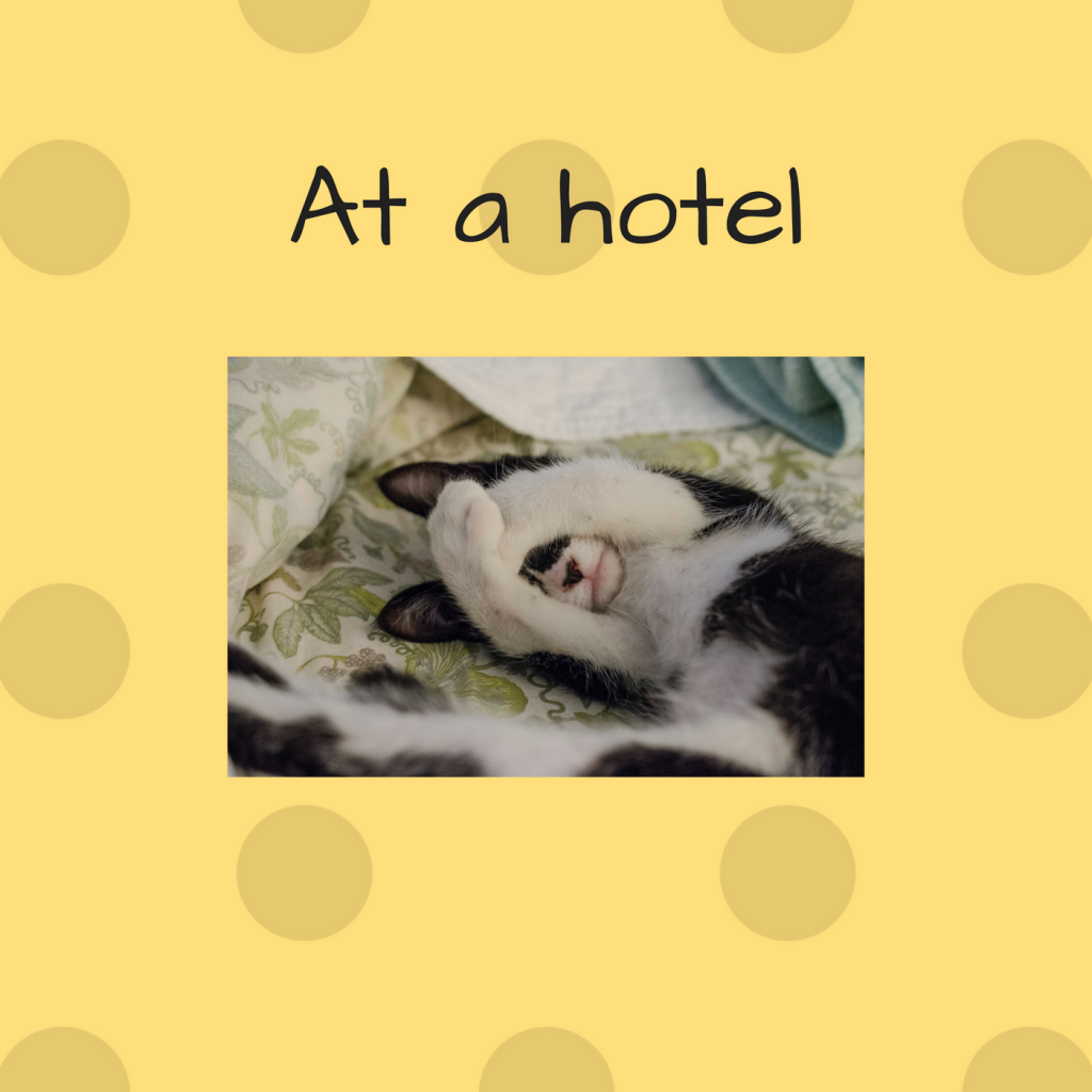 at-a-hotel