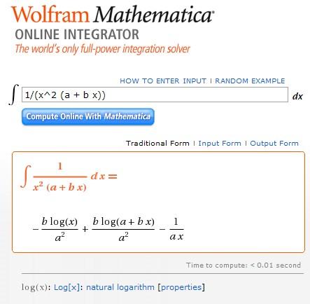 resoluci d integrals amb wolfram mathematica ticb7. Black Bedroom Furniture Sets. Home Design Ideas