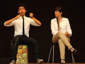El fil d'Abbozi (Antonio Díaz)  & Margalida Capellà Soler