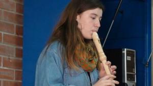 Laura Luna, part pràctica de seu TR