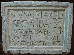 Inscripció funerària
