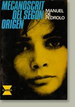 Portada de la primera edició, 1973 per Ed.62
