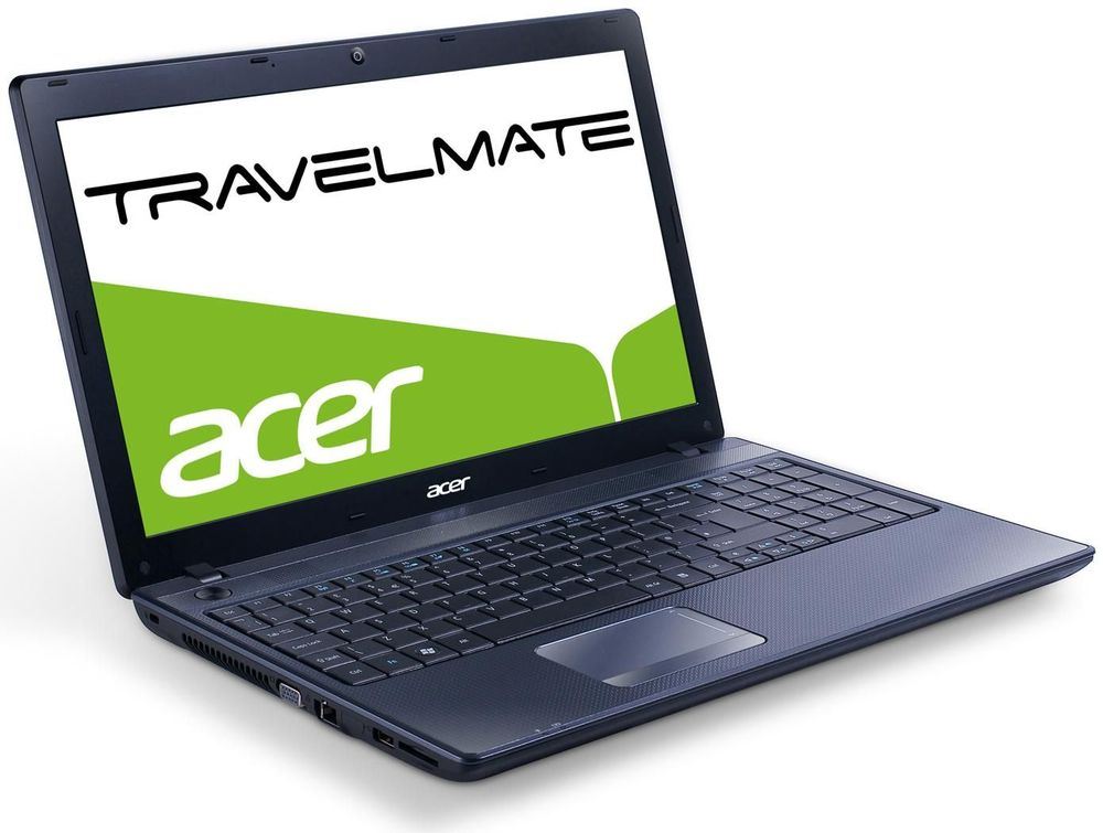 Ordinador Acer TRavelmate 5744 8 Mb RAM, 750 Mb HDD, HD Led, Intel HD, ...