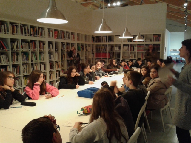 Visita centre Art La Panera