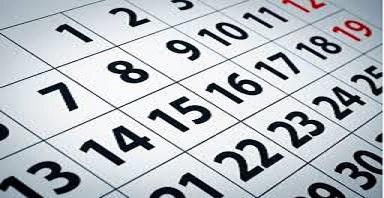 calendari 3 XCB