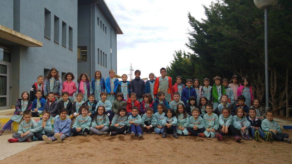 alumnes 5 anys i C Inicial