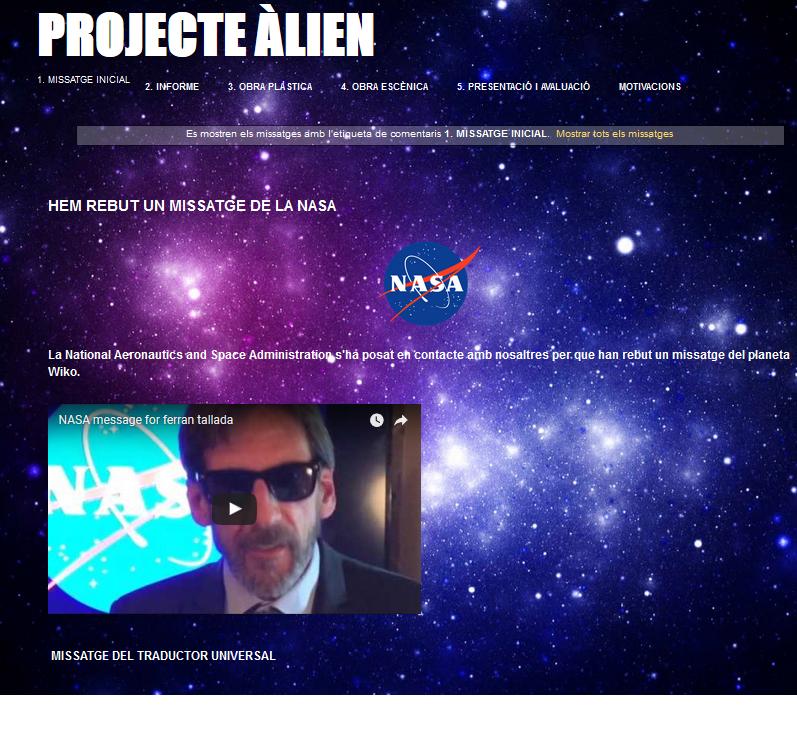 alien xarxa