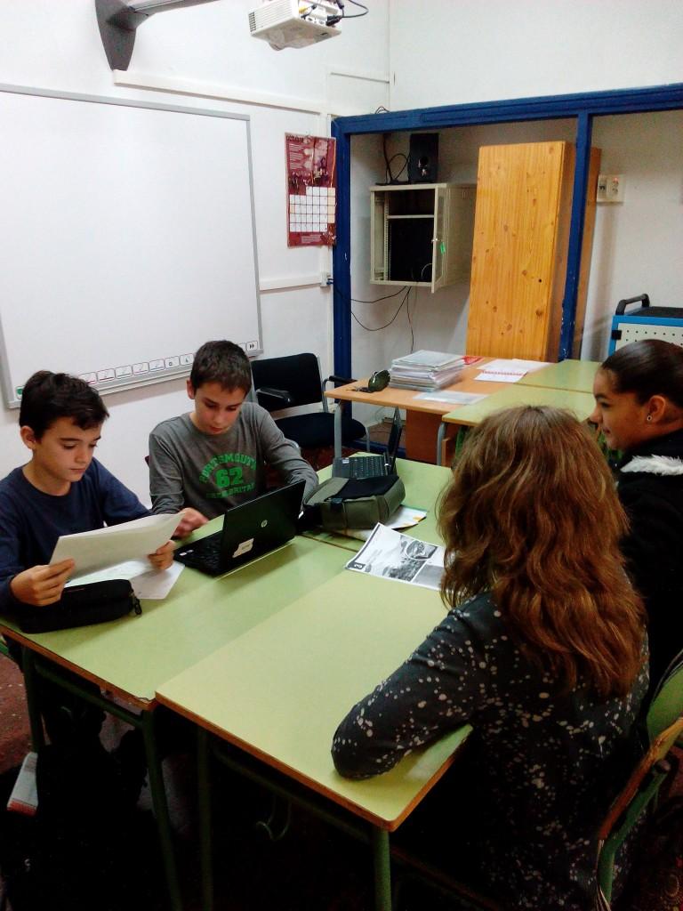 Preparant el projecte