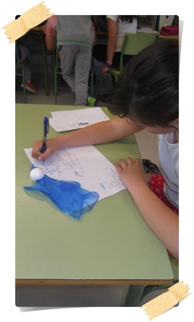 dibuixant titella