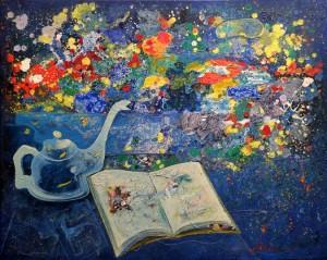 juan_segura_paisajes_nocturno-con-libro-y-tetera