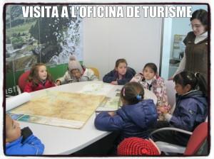 VISITA OFICINA DE TURISME