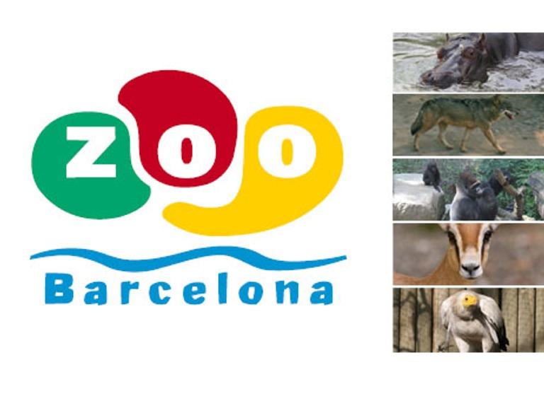 Fotografia cedida pel zoo de Barcelona.